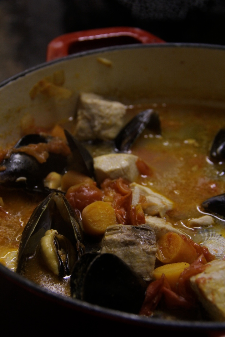 Zuppa di Pesce or Cioppino?