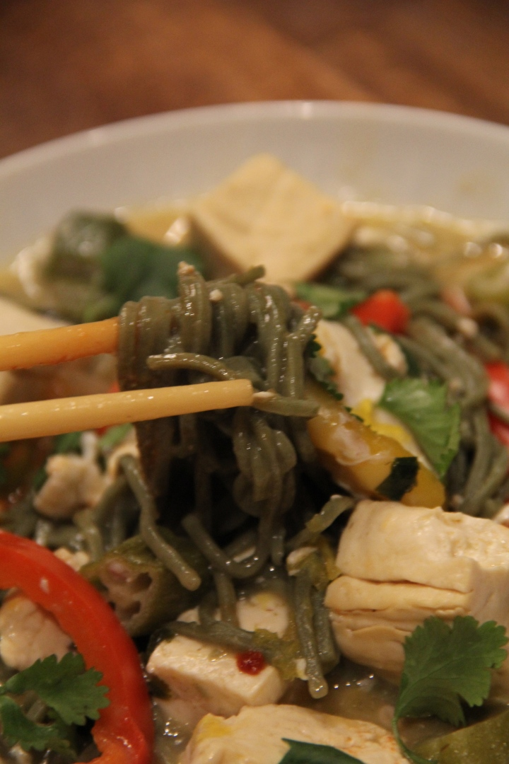 Recipe for Wellness: Mugwort Soba Miso Stew