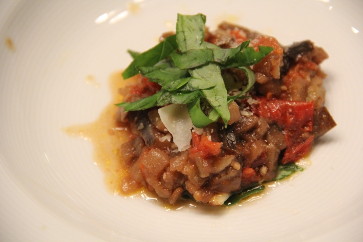 Caponata Siciliana and Why You Should Join the Eggplant Fan Club