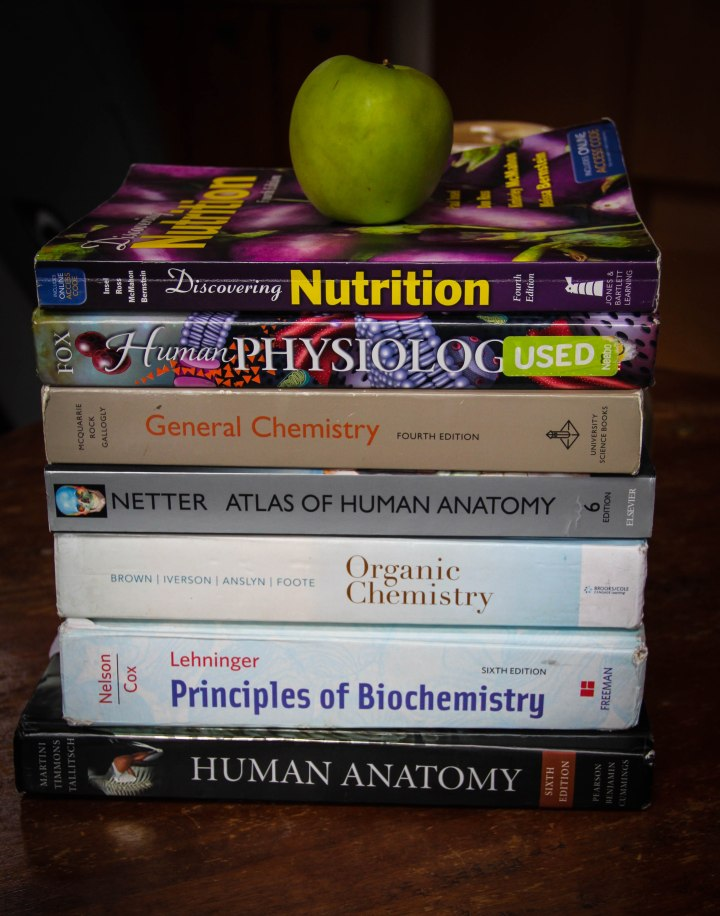 So you want to be a Nutritionist?  A Guide to Graduate Programs in Nutrition