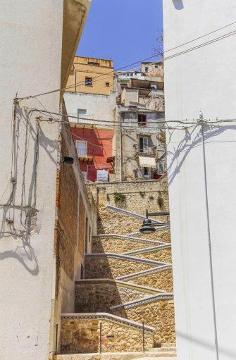 Streets of Sciacca